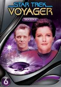 Star Trek - Voyager - Seizoen 6-DVD