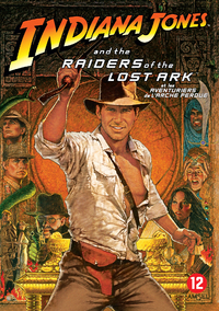 Indiana Jones 1: Raiders Of The Lost Ark-DVD