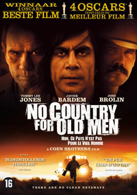 No Country For Old Men-DVD