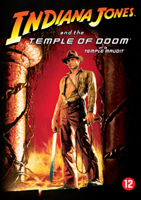 Indiana Jones 2: The Temple Of Doom-DVD
