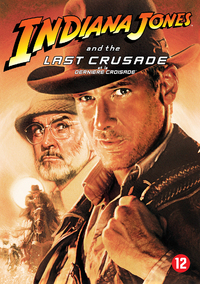 Indiana Jones 3: The Last Crusade-DVD