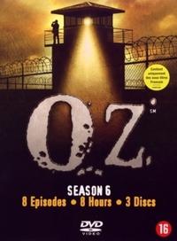 Oz - Seizoen 6-DVD
