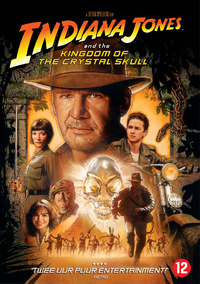 Indiana Jones 4: And The Kingdom Of The Crystal Skull-DVD