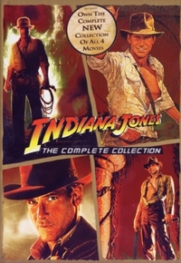 Indiana Jones - The Complete Adventures-DVD