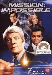 Mission Impossible - Seizoen 7-DVD