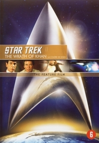 Star Trek II: The Wrath Of Khan-DVD