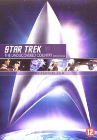 Star Trek VI: The Undiscovered Country-DVD