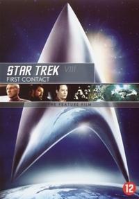 Star Trek VIII: First Contact-DVD