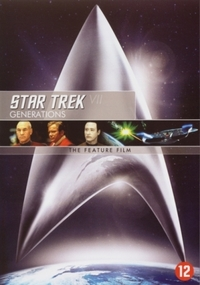 Star Trek VII: Generations-DVD
