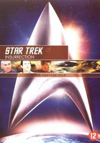 Star Trek 9 - Insurrection-DVD