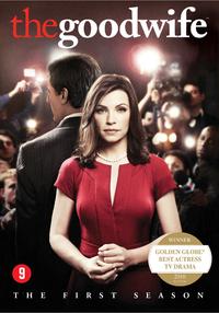 The Good Wife - Seizoen 1-DVD
