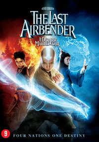 The Last Airbender-DVD