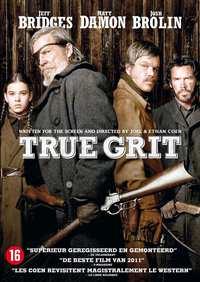 True Grit (2010)-DVD