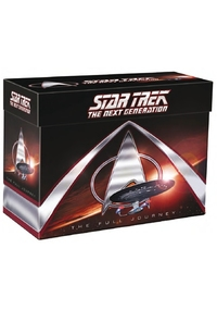 Star Trek - The Next Generation - Complete Collectie-DVD