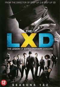 The LXD - Seizoen 1 & 2-DVD