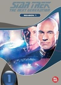 Star Trek - The Next Generation - Seizoen 1-DVD
