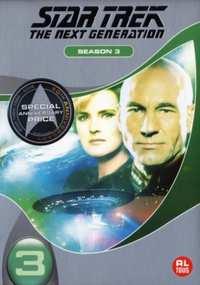 Star Trek - The Next Generation - Seizoen 3-DVD