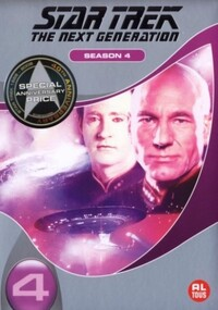 Star Trek - The Next Generation - Seizoen 4-DVD
