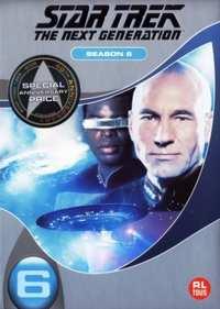 Star Trek - The Next Generation - Seizoen 6-DVD