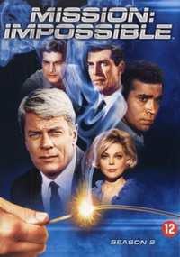 Mission Impossible - Seizoen 2-DVD