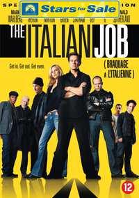 The Italian Job (2003)-DVD