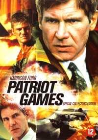 Patriot Games-DVD