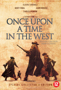 Once Upon A Time In The West-DVD