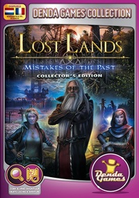 Lost Lands - Mistakes Of The Past (Collectors Edition)-PC CD-DVD