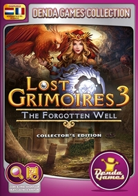 Lost Grimoires 3 - The Forgotten Well (Collectors Edition)-PC CD-DVD