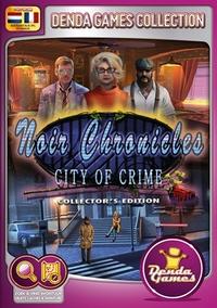 Noir Chronicles - City Of Crime (Collectors Edition)-PC CD-DVD