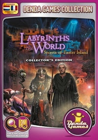 Labyrinths Of The World - Secrets Of Easter Island (Collectors Edition)-PC CD-DVD