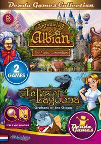 Chronicles Of Albian & Tales Of Lagoona-PC CD-DVD