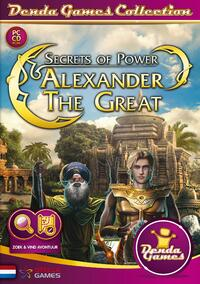 Alexander The Great-PC CD-DVD