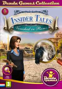 Insider Tales - Vanished In Rome-PC CD-DVD