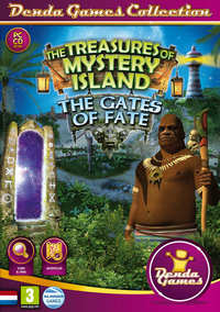 Treasures Of Mystery Island 2 - The Gates Of Fate-PC CD-DVD