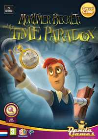 Mortimer Beckett And The Time Paradox-PC CD-DVD