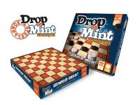 Drop VS Mint damspel-