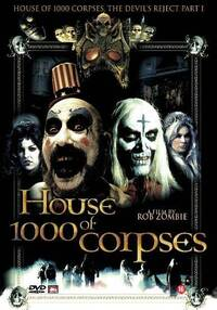 House Of 1000 Corpses-DVD