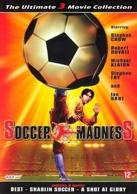 Soccer Madness Box-DVD