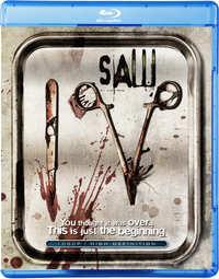 Saw 4-Blu-Ray