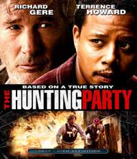 Hunting Party-Blu-Ray