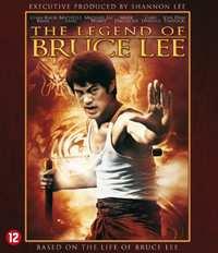 Legend Of Bruce Lee-Blu-Ray