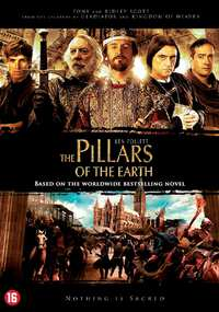 Pillars Of The Earth DVD-DVD