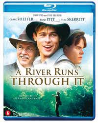 River Runs Through It-Blu-Ray