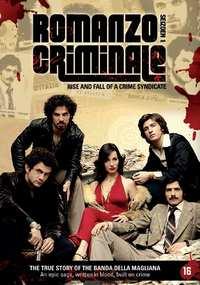 Romanzo Criminale - Seizoen 1-DVD