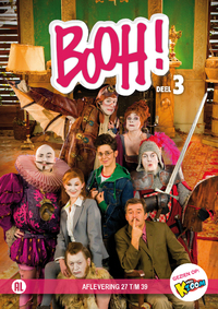 Booh! - Deel 3-DVD