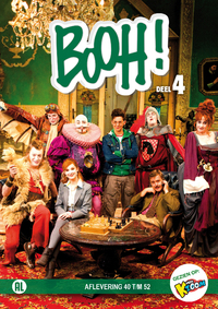 Booh! - Deel 4-DVD