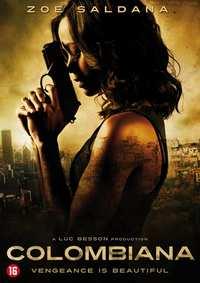 Colombiana-DVD