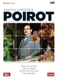 Agatha Christie's Poirot - Het Beste Van 5-DVD