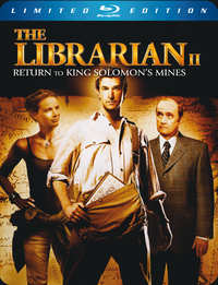 The Librarian 2 LTD-Blu-Ray